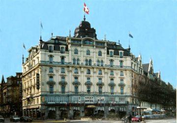 Hotel **** MONOPOL und Hotel *** ALPINA Luzern