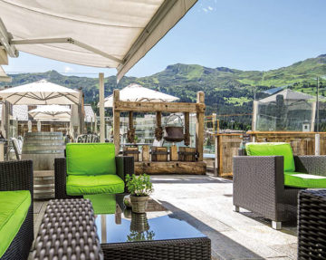 Hotel Lenzerhorn Spa & Wellness****